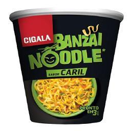 Noodle banzai caril