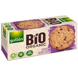 Bolacha bio organic digestive aveia e chocolate