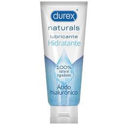 Gel lubrificante íntimo 100% natural
