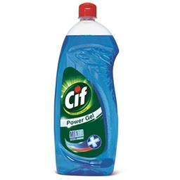 Detergente Liquido Loiça Gel Menta