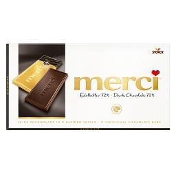 Bombons chocolate negro 72%