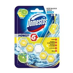 Bloco sanitário power 5, lime