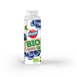 Yoggi iogurte liquido bio mirtilo