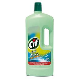Desinfectante em gel multiusos c/ lixívia