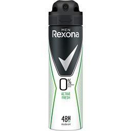 Desodorizante spray active fresh 0% alumínio
