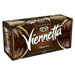 Gelado viennetta chocolate
