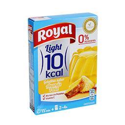 Gelatina ananás 10kcal