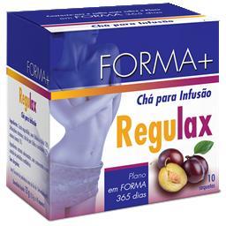 Forma+ forma+ regulax (chá para infusão)