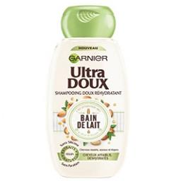 Champô leite amêndoa