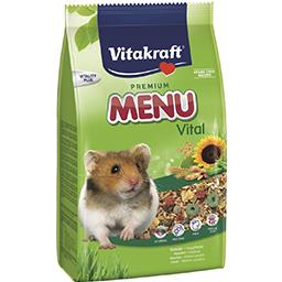 Alimento p/ Roedores Menu Aroma: Hamsters