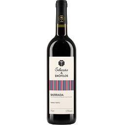 Vinho Bairrada, Tinto