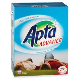 Detergente de máquina em pó para roupa, fresh natura...