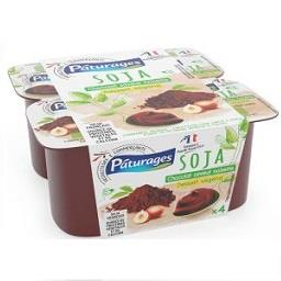 Soja Chocolate e Avelã