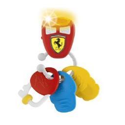 Chaves eletrónicas Ferrari