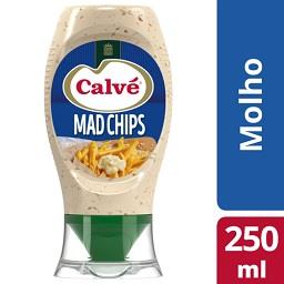 Molho mad chips top down
