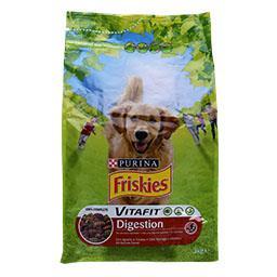 Ração para cão adulto vitafit digestion com borrego