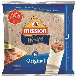 Wraps originais
