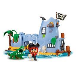 Ilha pirata do Capitão Caimão