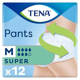 Cuecas Incontinência Unisexo Pants Super M