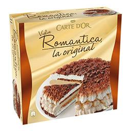 Gelado Romantica Caramelo