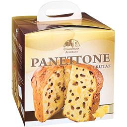 Panettone c/ Frutos e Passas