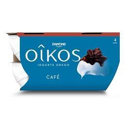 Iogurte grego café