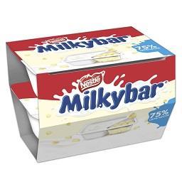 Iogurte Milkybar