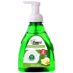 Detergente manual de loiça, espuma activa
