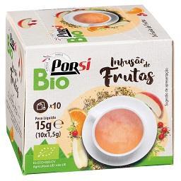 Bio infusão de frutas 10x1.5g