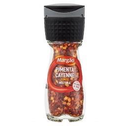 Moinho pimenta cayenne