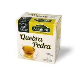 Chá de infusão salutem nº 28 - quebra pedra 10 saque...