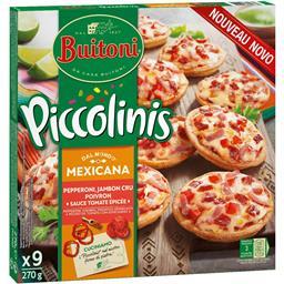 Piccolinis mexicana