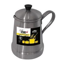 Cafeteira em alumínio 1 litro basic