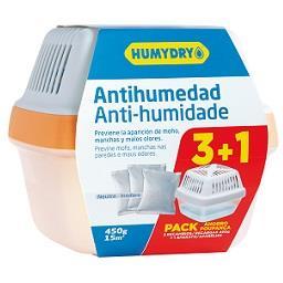 Anti-humidade + 3 recargas