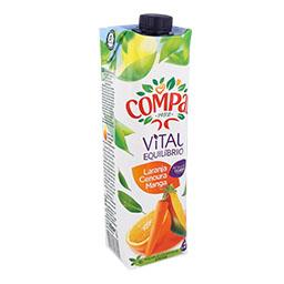 Néctar vital equilibrio laranja/cenoura/manga