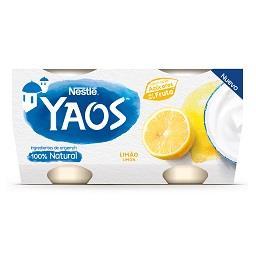 Yaos iogurte limão