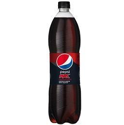 Pepsi max framboesa