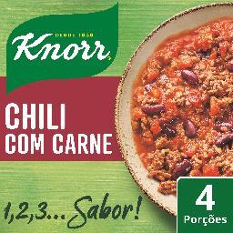 Chili 1, 2, 3...sabor!
