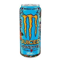 Bebida energética mango loco