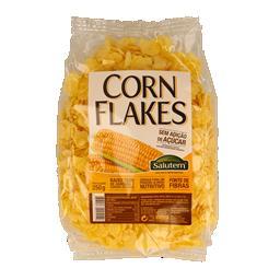 Corn flakes sem adição de açúcar salutem r