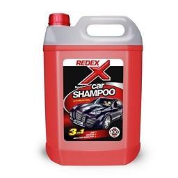Shampoo, vermelho