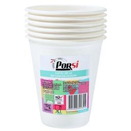 Copos em cana-de-açúcar 260 ml