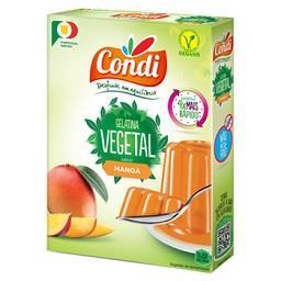 Sobremesa vegetal manga