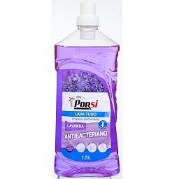Lava tudo antibacteriano lavanda 1,5l