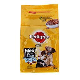 Alimento seco p/ cão