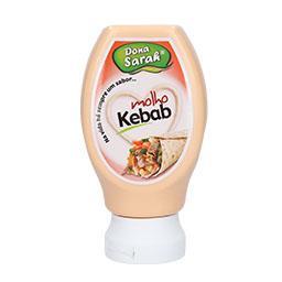 Molho kebab td 250ml