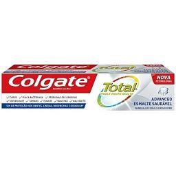 Pasta de dentes total esmalte saudável
