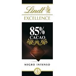Tablete de chocolate excellence, 85% cacau