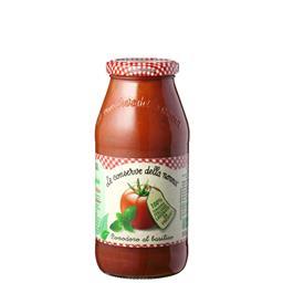 Molho tomate com manjericão lcdn