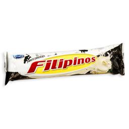 Bolacha filipinos chocolate branco